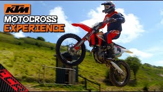 KTM Motocross Experience | Want To Try Motocross??