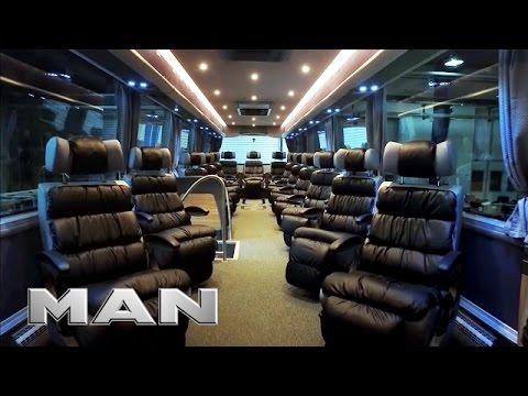 MAN Bus Modification Center  Presidental busses