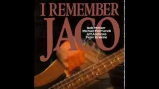 BOB MINTZER - Three Views of a Secret (Jaco Pastorius)