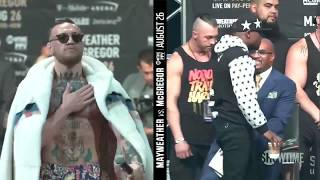 Mayweather vs McGregor World Tour: New York Press Conference Highlights thumbnail