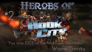 Heroes of HookCity #2