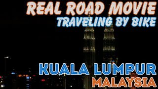 Bicycle Travel [Real Road Movie] Episode 034: Malaysia again 2 (Eng Sub)