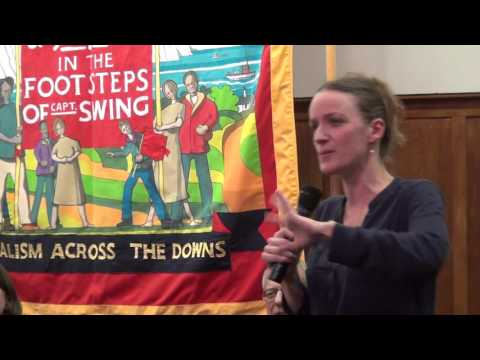 Kate Smurthwaite at Wapping Lies