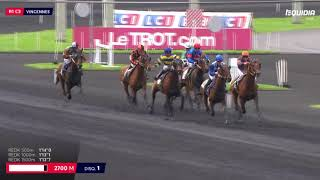 Vidéo de la course PMU PRIX BEAUMANOIR