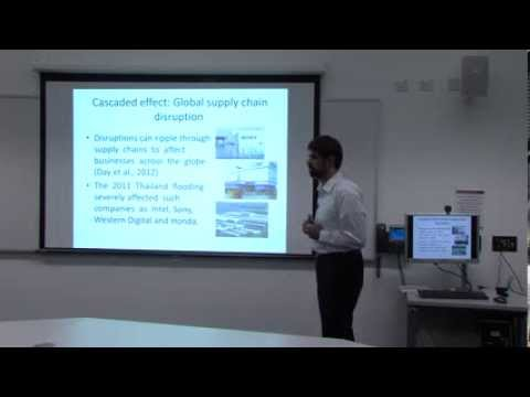 Research Seminar: Humanitarian Supply Chain Management