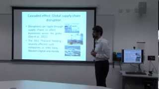 Research Seminar Hum Rian Supply Chain Management