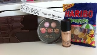 ✮ Haul Maquillalia.com :Dupe Chocolate bar