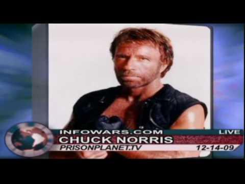 Alex Jones - Chuck Norris - Healthcare/Copenhagen - part 2/3