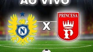 Transmissão Ao Vivo: Nacional F.C. x Princesa do Solimões E.C. (FINAL)
