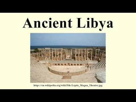 Ancient Libya