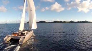Gunboat 62 ZENYATTA Sailing Yacht Charters