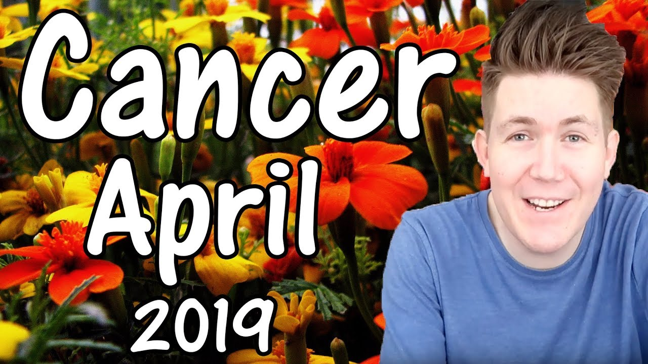 Cancer April 2019 Horoscope ♋ Gregory Scott Astrology