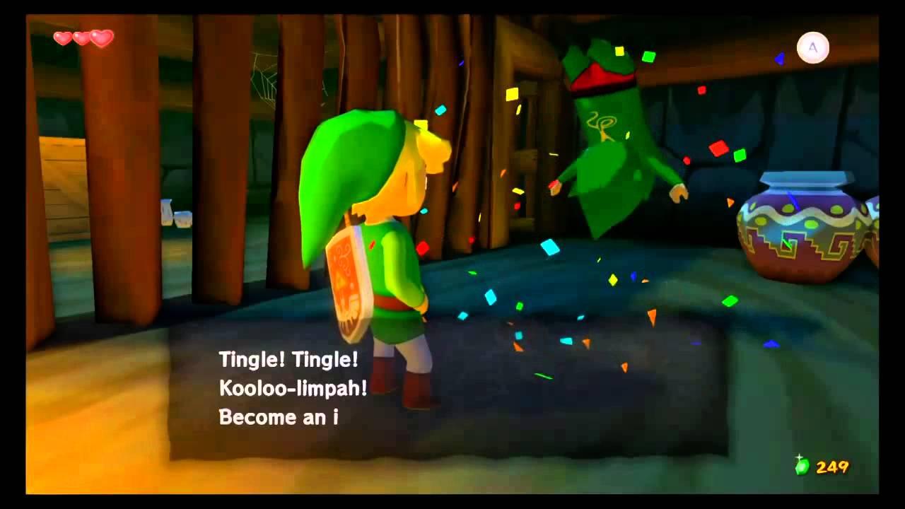 The Legend Of Zelda The Wind Waker Hd 13 Windfall Island 13