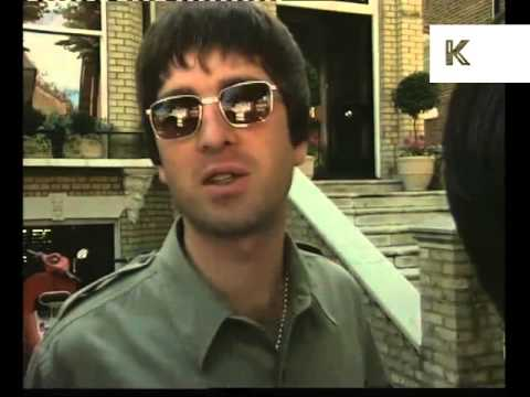 1990s Interview Noel Gallagher on Being Invited to Tony Blair's Party