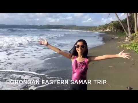 Borongan Eastern Samar trip.