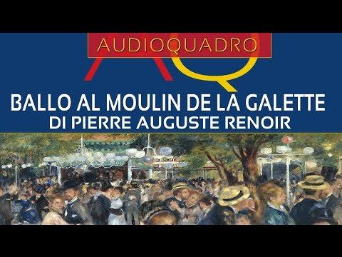 Renoir - Ballo al Moulin de la galette