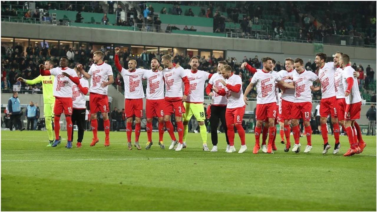 Aufstieg 1 Bundesliga