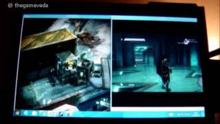 Windows 8 playing Crysis 2 on Steam whilst playing Assassins Creed Bro on Onlive and more