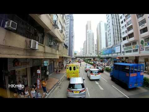 2019-Jun-25【香港巴士遊】Hong Kong Bus Ride - CityBus & NWFB Route no.20 (啟德 Kai Tak 大角咀Tai Kok Tsui ) - YouTube