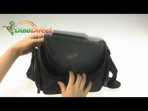 DSLR Photography Camcorder Carrying Bag for CASIO  from Dinodirect.com