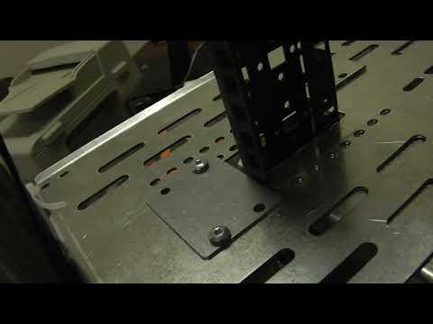 Перегородки для организации Colocation в шкафах TS-IT. Видео снято в ноябре 2014 г.