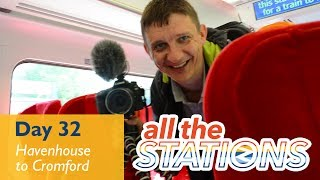 Some Might Say - Episode 19, Day 32 - Havenhouse to Cromford