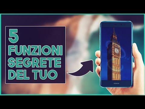 5 Cose Che Non Sapevi Di Poter Fare Con Il Tuo SMARTPHONE! - 2018