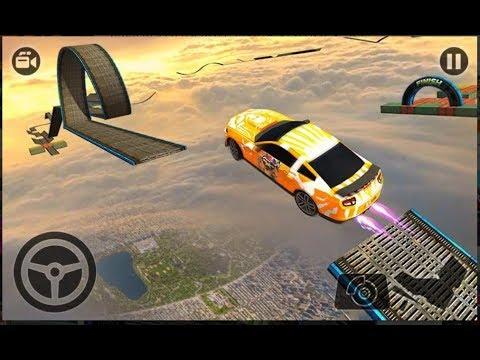 Game MOBIL BALAP RINTANGAN IMPOSSIBLE !! - Permainan Laki-Laki