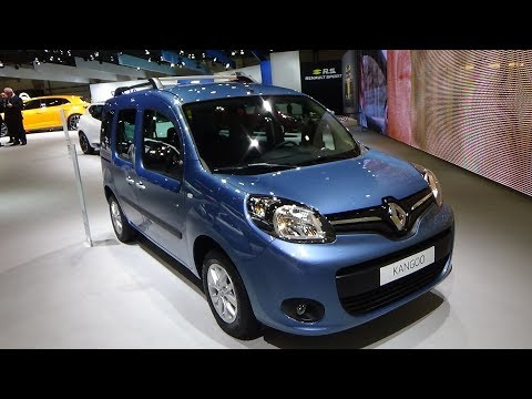 2018 Renault Kangoo Limited#2 Energy TCe 115 - Exterior and Interior - Auto Show Brussels 2018