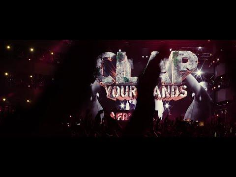Afrojack & Hardwell feat. Mc Ambush - Hand Up (Official Live Video) [Ultra Europe 2017]