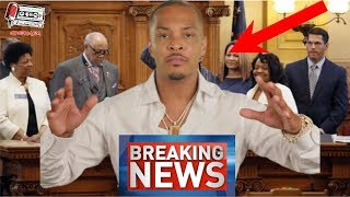 T.I. SHOCKS Everyone Joins Atlanta City Task Force?!?!