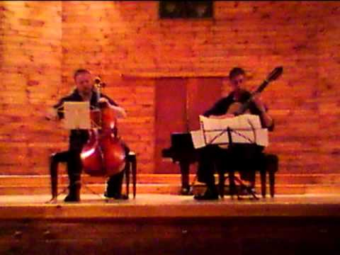 Spiegel Im Spiegel Chris Ladd, Guitar Jameson Platte, Cello