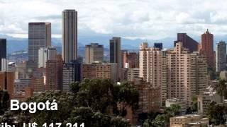 Las 7 Ciudades Mas Ricas de Sudamerica ★★★NUEVO★★★