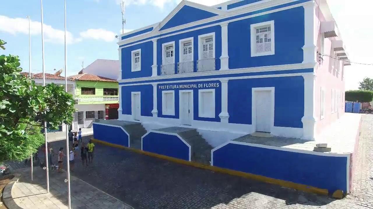 Resultado de imagem para Prefeitura de Flores