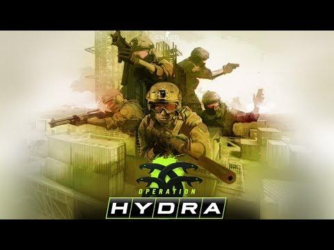 CS:GO LIVE | OPERATION HYDRA CO-OP !!!