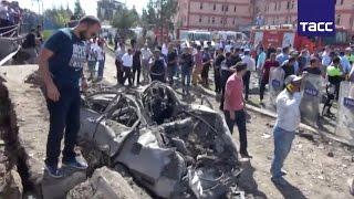 В Турции прогремел мощный взрыв, есть жертвы