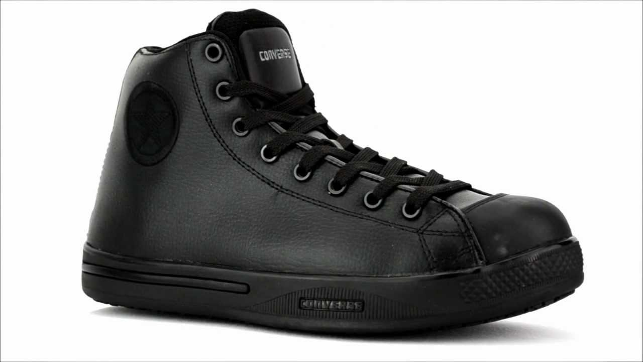 c037a0bec6a71c Men s Converse C3555 Composite Toe Metal Free Wedge Sole Work Shoe   Steel- Toe-Shoes.com