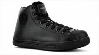 Wedge Sole Work Shoe @ Steel-Toe-Shoes