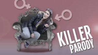 Baby K feat Tiziano Ferro PARODIA (Steve Panda feat. Lady C.)