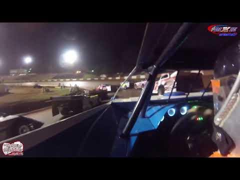 David Burtz In Car 602 Sportsman Dixie Speedway 4/13/19!