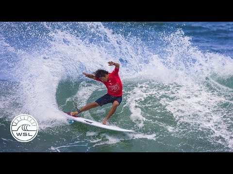 2018 Martinique Surf Pro Highlights: Day 1 Action in Basse-Pointe