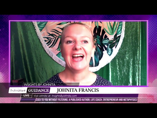 Insights By Johnita - March 25, 2020
