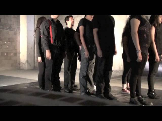 Muestra teatro personal 2 Taxco 2014