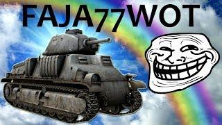 FAJA77WOT - kod zaproszeniowy na Pz. S35 739 (f)