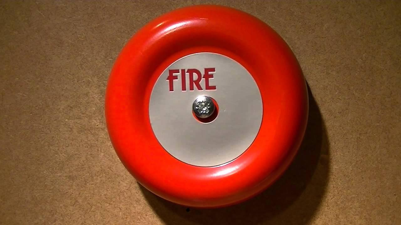 fire alarm bell test motorised bell youtube
