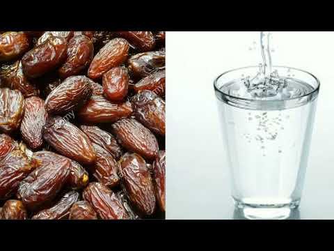 Download (Gain Weight Quick With Date) Yadda Zakuyi Amfani Da dabino domin Kara Kiba)