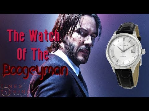 John Wick 3: Watches And Style
