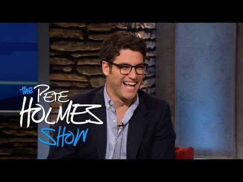 Adam Pally Slams Pete's Set, White TV Hosts, And Ridiculous Actors