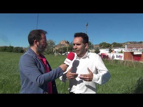 Entrevista a Jesús Guerrero, candidato por el PAR a la alcaldía de Monzón y a Cortes de Aragón