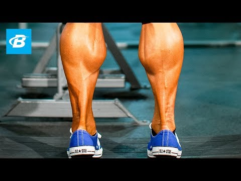 Workout for Massive Calves | Preston Noble (HD)